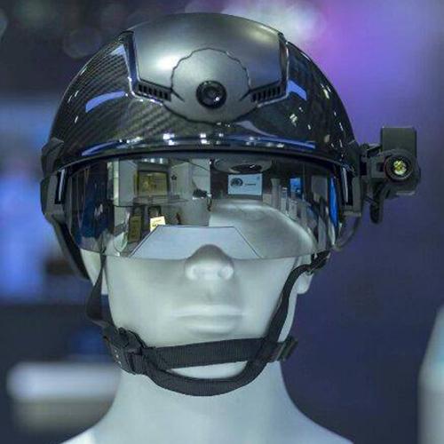 Data interfaces (Smart Helmet, smart screens).